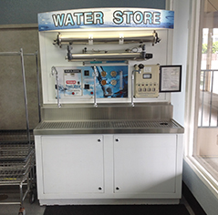 Water Store Machine
