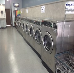 Laundry Facility in San Diego, CA